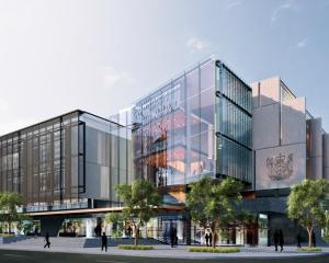 """Don't go in there, you'll puke"", the proposed justice and emergency services precinct in..."