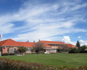 Maniototo Hospital. Photo: Geoff Foster