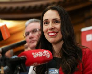 Jacinda Ardern. Photo: File