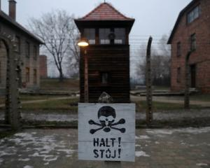 73rd anniversary of the liberation of the Nazi German concentration and extermination camp...