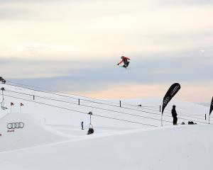 Cardrona is one of the ski fields that could be used to host a joint New Zealand-Australia Winter...
