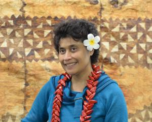University of Otago Va'a o Tautai Pacific Health head Associate Prof Fa-afetai Sopoaga. Photo:...