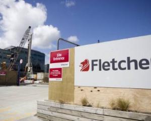 Fletcher Building has just released its market announcement. Photo: NZ Herald