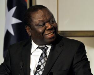 Morgan Tsvangirai. Photo Getty