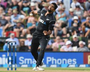 Ish Sodhi has been recalled to the NZ ODI side to play England and looks likely to play with...