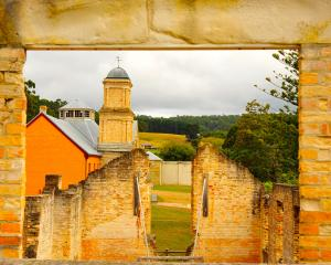 The penitentiary and hospital at Port Arthur, Tasmania. Photo: Getty Images