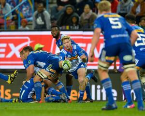 The Stormers get the 2018 competition under way against the Jaguares in Cape Town at the weekend....