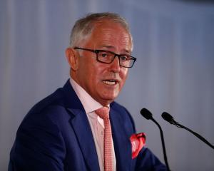 Malcolm Turnbull. Photo Getty