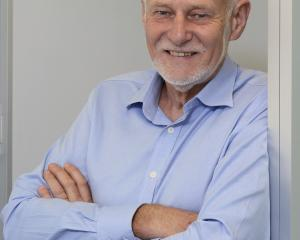 Dunedin Hospital project local advisory group convener Pete Hodgson.