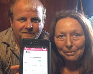 Central Otago dairy farmers Shaun Dettling and Pam Thompson are in the development phase of...