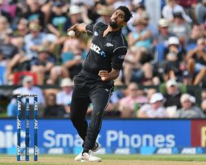 Ish Sodhi. Photo: Getty Images