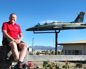 Warbirds Over Wanaka general manager Ed Taylor.  Photo: Kerrie Waterworth