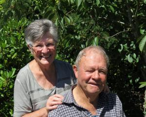 Anne and John Benington, of Lawrence, have farmed in the district for many years and are still...