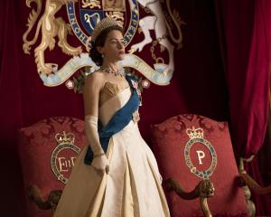 Claire Foy as Queen Elizabeth II in the second season of The Crown. Photo: Netflix