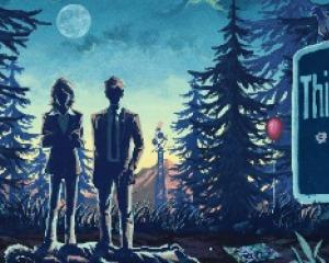 Thimbleweed Park game. Photo: Twitter