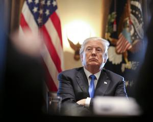 United States President Donald Trump. Photo: Reuters