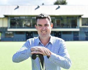 Former cricket administrator Andy McLean has been appointed general manager of Otago Hockey.PHOTO...