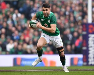 Ireland halfback Conor Murray in action during the team's win over Scotland. Photo: Getty Images