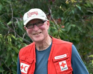 More than two decades of stellar service earned Dunedin disaster response delegate Douglas Clark...