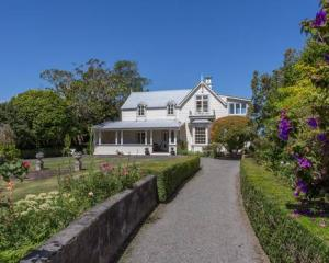 Whanganui heritage home Fernielea meets the market for just the third time since being built in...