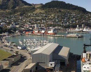 Strikes are set to resume from midnight next Tuesday at Lyttleton Port Company. Photo: Getty Images