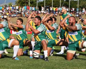 The Cook Islands have advanced to the next stage of the 2019 Rugby World Cup qualifiers after...