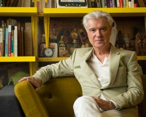 David Byrne has parlayed rock celebrity into a life so eventful that it makes merely performing...