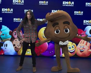 The Emoji Movie stunk up the Razzies this year, taking home four Golden Raspberries, including...