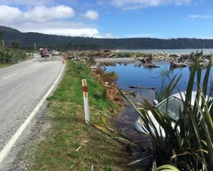 Haast senior constable Paul Gurney is calling for motorists to slow down on SH6 between Fox...