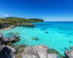 New Caledonia is a favoured holiday destination for many. Photo: Getty