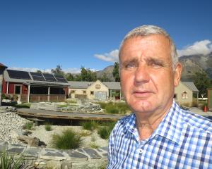 Camp Glenorchy's manager Peter Kerr, originally from Dunedin, is relishing his new role at the...