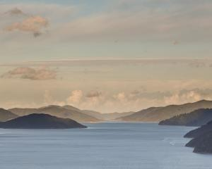 Queen Charlotte Sound. Photo: Russell Street