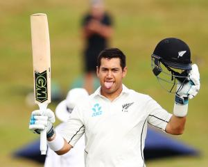 Ross Taylor. Photo: Getty Images
