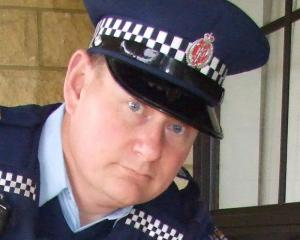 Senior Constable Mike Colligan
