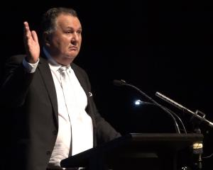NZ First MP Shane Jones. Photo: NZ Herald