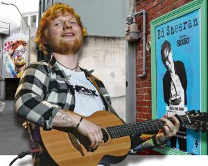 Ed Sheeran knows he's polarising, but he doesn't care anymore.