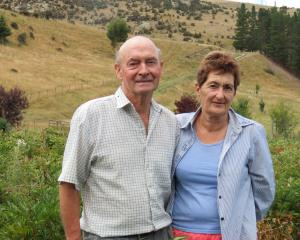 Although retired after decades of farming and community service in the Teviot Valley, John and...
