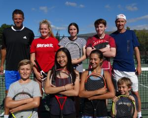 Wanaka tennis players have a new coach in current Davis Cup captain Alistair Hunt, who moved to...