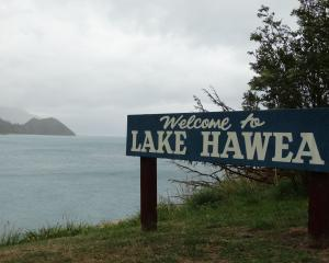 Hawea residents are opposed to plans to permanently chlorinate their water supply. PHOTO: SEAN...