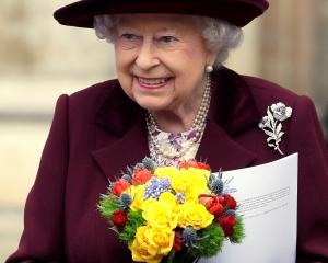 The Queen has made more than 200 trips to Commonwealth countries during her 66-year reign. Photo:...