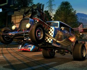 'Burnout' strikes both for the player who wants short bite-sized periods of gaming and the gamer...
