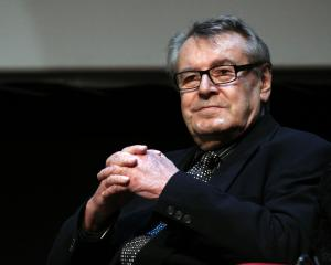 Czech director Milos Foreman has died aged 86. Photo: Getty Images