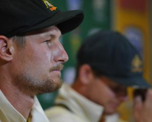 Australian cricketers Cameron Bancroft (left) and Steve Smith have copped widespread flak for the...