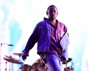 Knedrick Lamar performing at the Coachella Music Festival in California. Photo: Getty Images