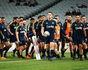 The Highlanders appear set to play the French Barbarians in Invercargill. Photo: Getty Images