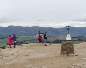 A huge volume of foot traffic has caused a loss of vegetation and erosion on parts of Wanaka's Mt...