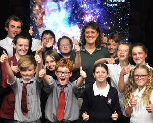 Learning more about astrophysics from Nasa Hubble Space Telescope senior project scientist Dr...