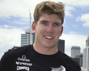 Peter Burling. Photo: NZ Herald