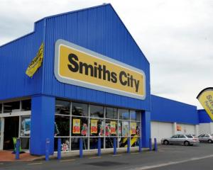 Profit increase in competitive market for Smiths City. Photo by Craig Baxter.