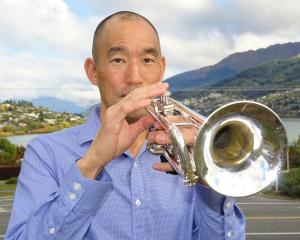 Dr Gen Numaguchi, of Queenstown, will be the official trumpeter for Anzac Day services in the...